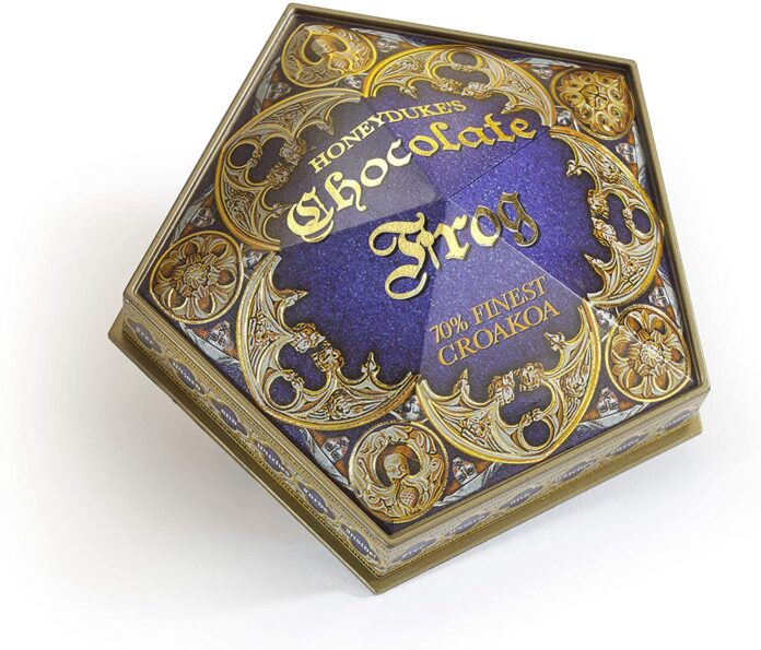 Chocogrenouille recette harry potter