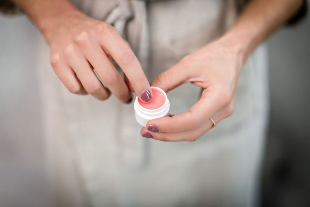 DIY Baume à lèvre teinté