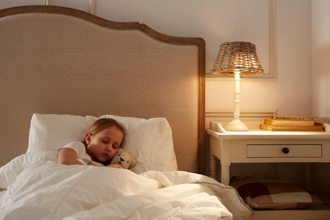 enfant pipi au lit